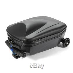 Scooter Luggage Rolling Suitcase Foldable Trolley Travel Carry onboard Bag Fast
