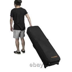 Slinger L6 BigBag C-Stand Rolling Kit Bag for 3 Stands (Black) #BBL6