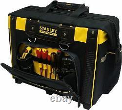 Stanley FMST1-80148 FatMax Rolling Tool Bag On Wheels/Wheeled STA180148