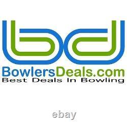 Storm Rolling Thunder 4-Ball Roller Bowling Bag Black Gold
