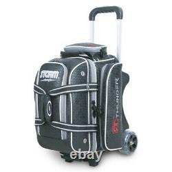 Storm Rolling Thunder Signature Black Diamond 2 Ball Roller Bowling Bag