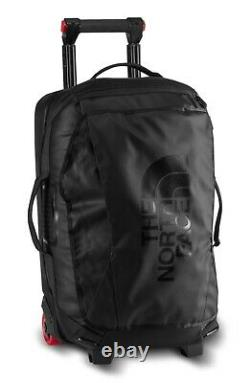 The North Face Rolling Thunder 22 Inch Carry On Rolling Duffle Luggage Bag! New