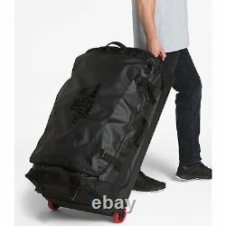 The North Face Rolling Thunder 36'' Tnf Black 155l Suitcase With Wheels Travel