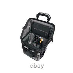 Tool Bag Large Rolling Massive Mouth(R) Storage Durable Heavy-duty Home 15-in