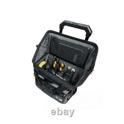 Tool Bag XL Rolling Massive Mouth(R) Durable Tool Storage Organizer Home 18-in