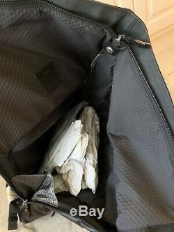 Tumi Alpha Bravo 2 Luke Roll-Top Backpack Hickory 222388 Smoke Character Print