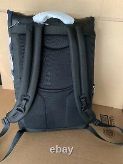 Tumi Alpha Bravo London Roll Top Laptop Business Backpack