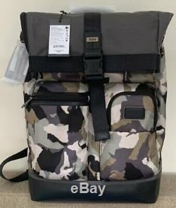 Tumi cypress roll top backpack