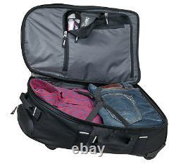 University of Houston Rolling UH COUGARS Suitcase Luggage Trolley Bag