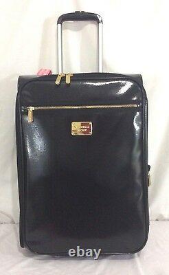 Victorias Secret Supermodel Carry On Wheelie Suitcase & Purse Bag SET NWT
