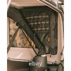 XG Cargo Gama Jeep Wrangler JL Sportsbar Roll Bar Mounted Storage Bag, Pair